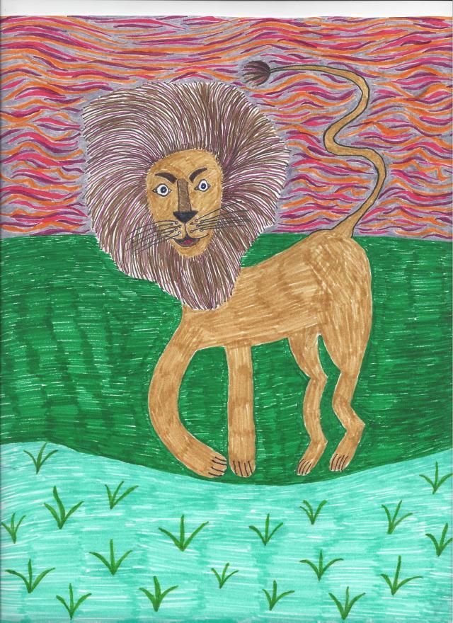 Little Cowardly Lion