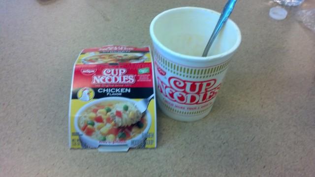 Cup O' Noodles