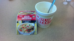 733.1Cup O' Noodles