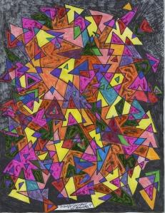 Triangle Sprinkles