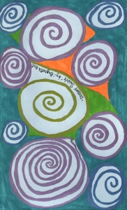 909.Russell Stover (Dreamy Swirls)
