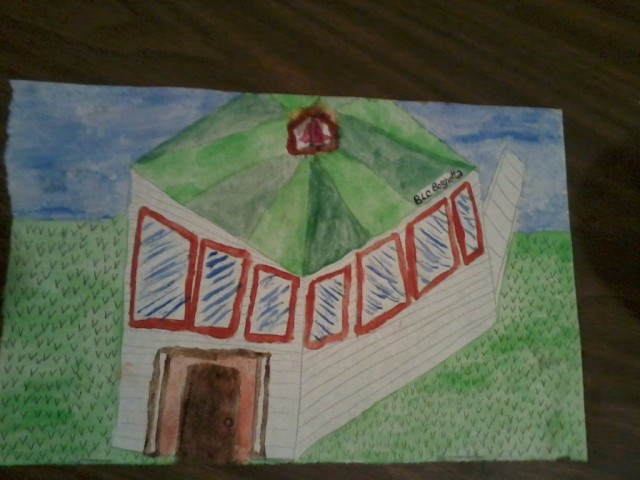 946.The Old House (Hennessey Hill District 45!)